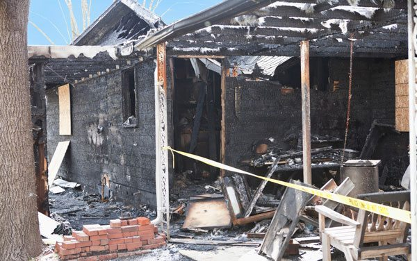 reconstruction services after fire and flood restoration company